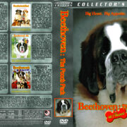 Beethoven: The Pooch Pack (7) (1992-2011) R1 Custom Covers