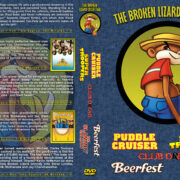 The Broken Lizard Collection (1996-2009) R1 Custom Cover