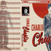 Charlie Chaplin Collection (1921-1973) R1 Custom Cover