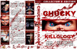 Chucky Killology (Child's Play Collection) (1988-2013) R1 Custom Covers
