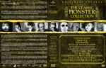 The Classic Monster Collection (1931-1954) R1 Custom Cover