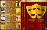 Comedy / Drama Collection (8) (1993-2007) R1 Custom Cover