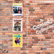 A Comedy Collection – Volume 1 (1985-1998) R1 Custom Cover