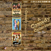 A Comedy Collection – Volume 2 (1999-2009) R1 Custom Cover