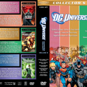 DC Universe Animated Collection – Volume 3 (2009-2011) R1 Custom Covers