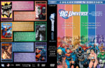 DC Universe Animated Collection – Volume 4 (2011-2013) R1 Custom Covers