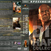Die Hard Collection (5-disc) (1988-2013) R1 Custom Covers