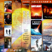 Disaster Masters (8) (1996-2009) R1 Custom Cover