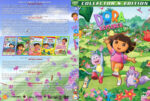 Dora the Explorer – Set 1 (2004-2009) R1 Custom Cover