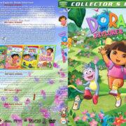 Dora the Explorer – Set 1 (2004-2009) R1 Custom Cover