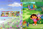 Dora the Explorer – Set 2 (2004-2008) R1 Custom Cover