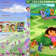 Dora the Explorer – Set 2 (2004-2008) R1 Custom Cover
