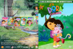 Dora the Explorer – Set 3 (2010-2012) R1 Custom Cover