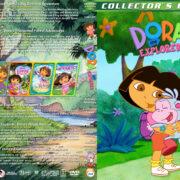 Dora the Explorer – Set 3 (2010-2012) R1 Custom Cover