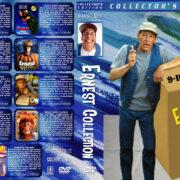 Ernest Comedy Box (1987-1998) R1 Custom Cover