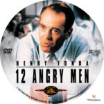 12 Angry Men (1957) R1 Custom Label