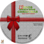 12 Dogs of Christmas: Great Puppy Rescue (2012) R1 Custom Label
