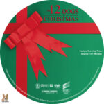 The 12 Dogs of Christmas (2008) R1 Custom Label