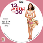 13 Going on 30 (2004) R1 Custom Label