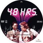 48 HRS. (1982) R1 Custom Label