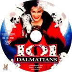 101 Dalmatians (1996) R1 Custom Labels