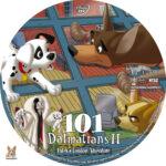 101 Dalmatians II (2003) R1 Custom Labels