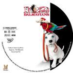102 Dalmatians (2000) R1 Custom Labels