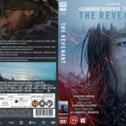 The Revenant (2015) R2 DVD Nordic Cover