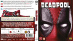 Deadpool (2016) R2 Blu-Ray Nordic Cover