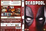 Deadpool (2016) R2 DVD Nordic Cover
