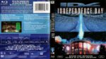 Independence Day (1996) R2 Blu-Ray French Cover
