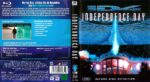 Independence Day (1996) R2 Blu-Ray German Cover