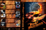 The Fast and the Furious: The Franchise Collection (6) (2001-2013) R1 Custom Covers