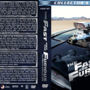 The Fast and the Furious: Ultimate Collection (5) (2001-2011) R1 Custom Covers