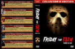 Friday the 13th, Parts VII-XII (1988-2009) R1 Custom Covers