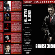 Gangster Collection – Volume 1 (10) (1983-2009) R1 Custom Cover