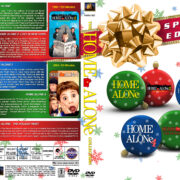 The Home Alone Collection (5) (1990-2012) R1 Custom Cover