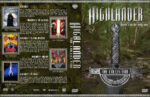 Highlander: The Collection (5) (1986-2006) R1 Custom Cover