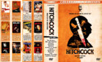Hitchcock: Master of Suspense – Volume 1 (1935-1955) R1 Custom Cover
