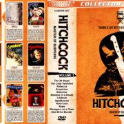 Hitchcock: Master of Suspense – Volume 1 (1935-1955) R1 Custom Cover