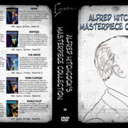 Alfred Hitchcock's Masterpiece Collection (10) (1942-1976) R1 Custom Covers