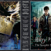 Harry Potter: The Complete Collection (2001-2011) R1 Custom Covers