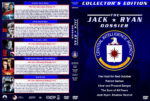 The Jack Ryan Dossier (5-disc) (1990-2014) R1 Custom Cover