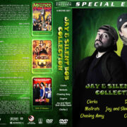 Jay & Silent Bob Collection (6) (1994-2006) R1 Custom Covers