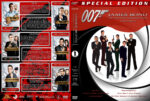 007 James Bond Ultimate Collection – Volume 1 (1962-1969) R1 Custom Cover