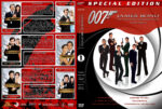 007 James Bond Ultimate Collection – Volume 3 (1983-1997) R1 Custom Cover