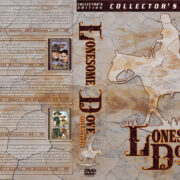 Lonesome Dove Collection (5) (1989-2008) R1 Custom Cover