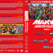 Marvel Animation Collection – Volume 1 (2006-2008) R1 Custom Cover
