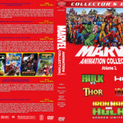 Marvel Animation Collection – Volume 2 (2008-2013) R1 Custom Cover