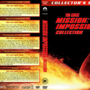 Mission: Impossibble Collection (5) (1996-2015) R1 Custom Cover